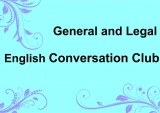 """General English Conversation Club"""
